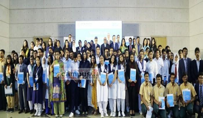'টপ ইন ওয়ার্ল্ড' অর্জন করলো বাংলাদেশের ৪৮ শিক্ষার্থী