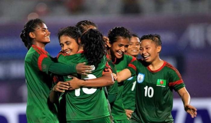 ভুটান যাচ্ছে বাংলাদেশ নারী ফুটবল দল