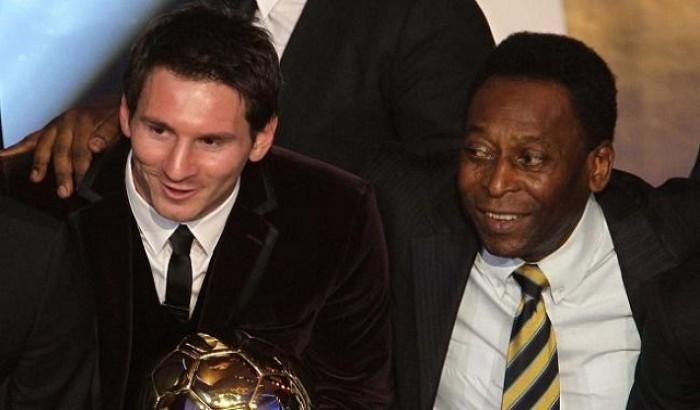 """""""বিশ্বের সবচেয়ে পরিপূর্ণ ফুটবলার মেসি"""""""