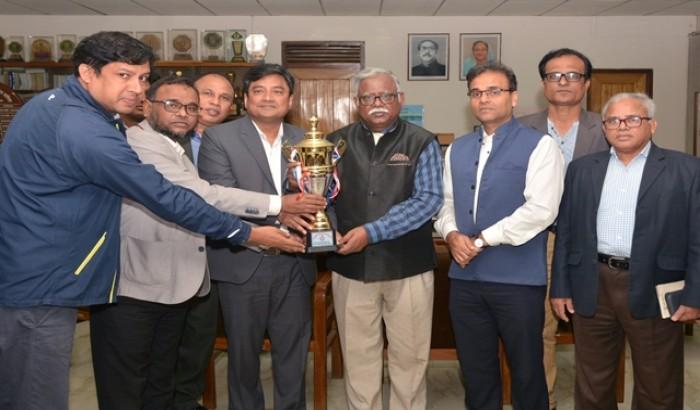 আন্ত:বিশ্ববিদ্যালয় হ্যান্ডবল প্রতিযোগিতায় এনইউর সাফল্য
