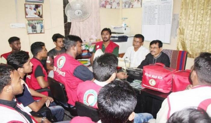 ঘূর্ণিঝড় 'ফণি' মোকাবিলায় প্রস্তুত দ্বীপ জেলা ভোলা