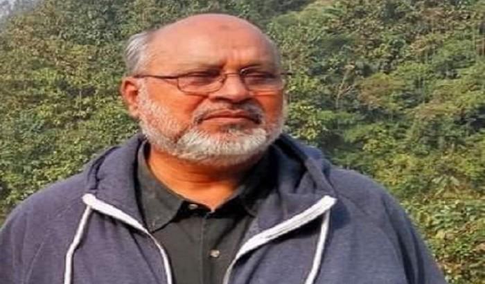 নোবিপ্রবির  ভিসি হলেন অধ্যাপক দিদার