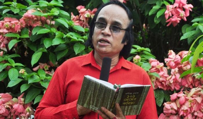 একি করলেন কবি রবীন্দ্র গোপ, তরুণীসহ আপত্তিকর পরিবেশে...