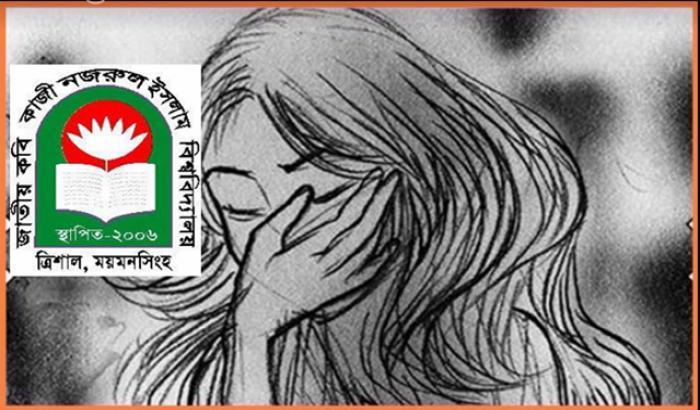 নজরুল বিশ্ববিদ্যালয়ের সেকশন অফিসারের ধর্ষণে অন্ত:সত্ত্বা গৃহকর্মী!