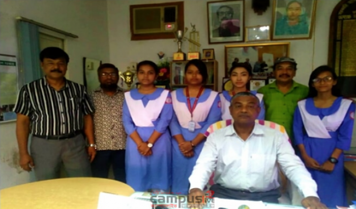 বিশ্ব স্কাউট জাম্বুরীতে অংশ নিচ্ছেন আজিজুল হক কলেজের ৫ শিক্ষার্থী