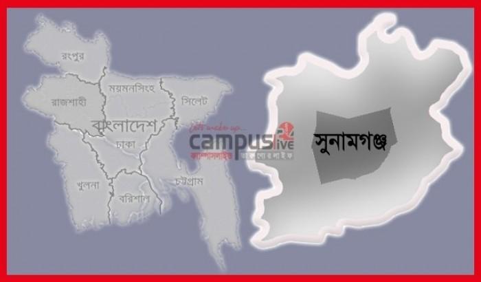 সুনামগঞ্জে দু'পক্ষের মধ্যে দ্বন্দ্ব: আহত অর্ধশতাধিক