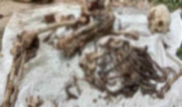 প্রেমিকের হাত ধরে পালানো কলেজছাত্রীর কঙ্কাল উদ্ধার