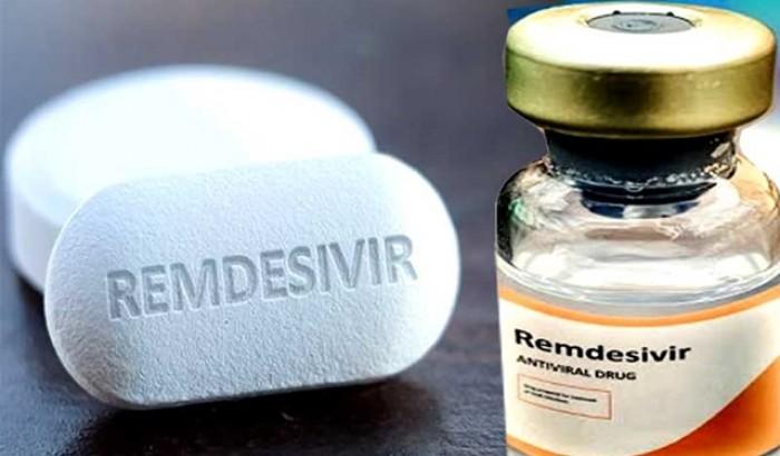 কোভিড-১৯ চিকিৎসায় রেমডিসিভির অকার্যকর