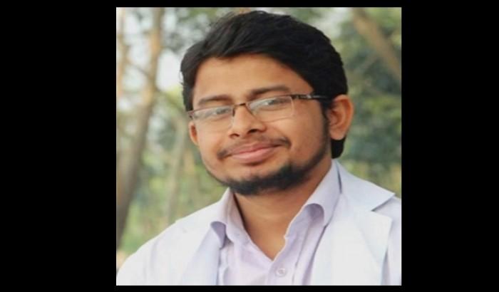 ঝিনাইদহে সড়ক দুর্ঘটনায় মেডিকেল শিক্ষার্থীর মৃত্যু