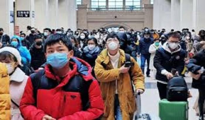 চীনে তিন মাসে নতুন করোনা শনাক্তে সর্বোচ্চ রেকর্ড