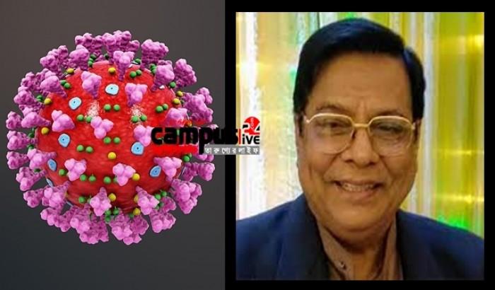 করোনায় না ফেরার দেশে টেলিভিশন ব্যক্তিত্ব বরকতউল্লাহ