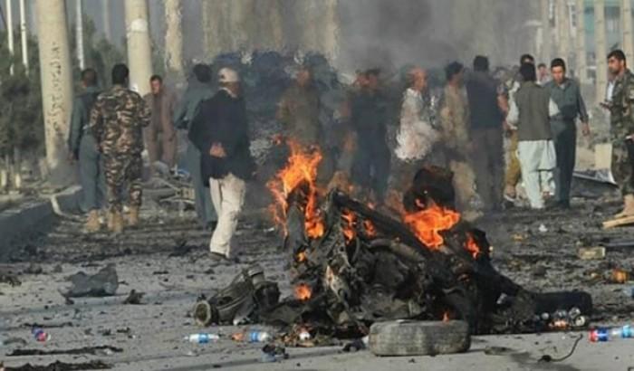 আফগানিস্তানের কারাগারে আইএসের হামলা, ২১ মৃত্যু