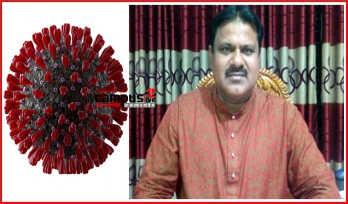 করোনায় আক্রান্ত ঘাটাইলের মেয়র শহীদুজ্জামান খান
