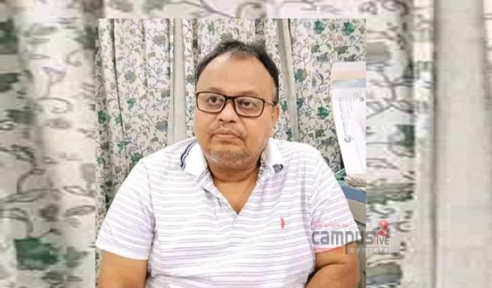 শেখ মুজিব মেডিকেলে করোনা জয় করলেন এমপি বাবু