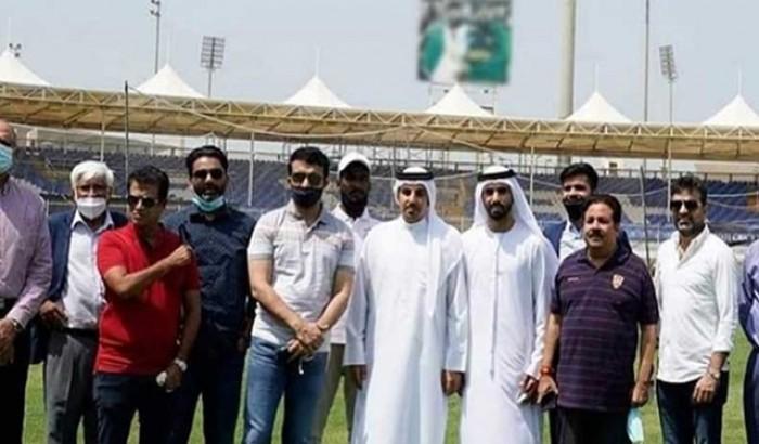 পাকিস্তানি ক্রিকেটারদের ছবি 'ব্লার' করে বিতর্কিত সৌরভ