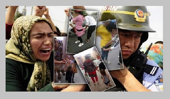 উইঘুর মুসলিমদের যেভাবে ছিন্নভিন্ন করছে চীনের কমিউনিস্ট পার্টি