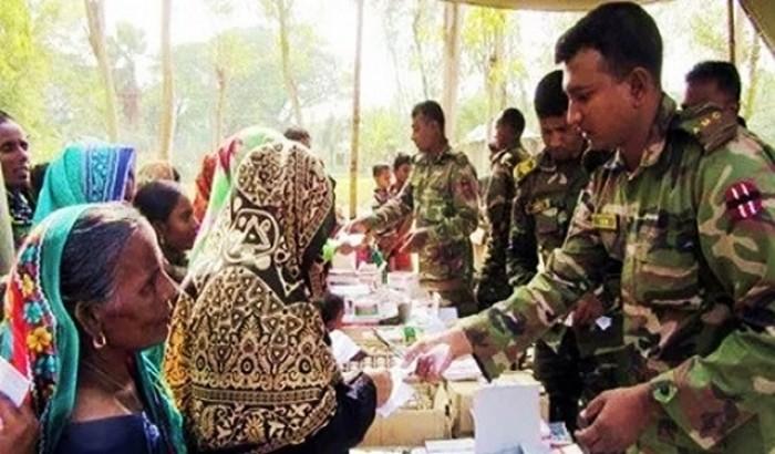 বাংলাদেশ সেনাবাহিনীর এএমসিতে চাকরির সুযোগ