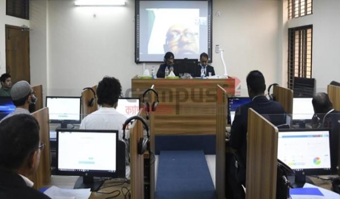 বেরোবি'তে তিনদিন ব্যাপী প্রশিক্ষণ কর্মশালার সমাপনী