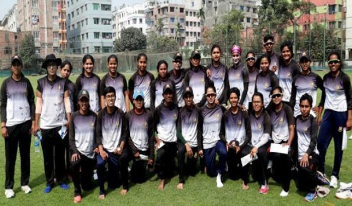 বঙ্গবন্ধু বাংলাদেশ গেমস: নারী ক্রিকেট শুরু