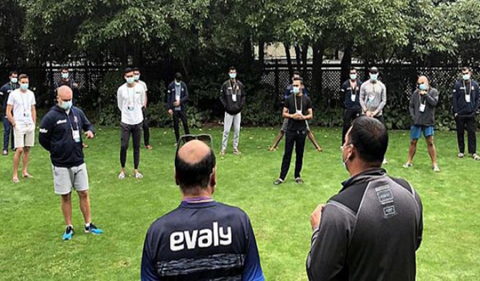 ভূমিকম্পে নিরাপদে বাংলাদেশ ক্রিকেট দল