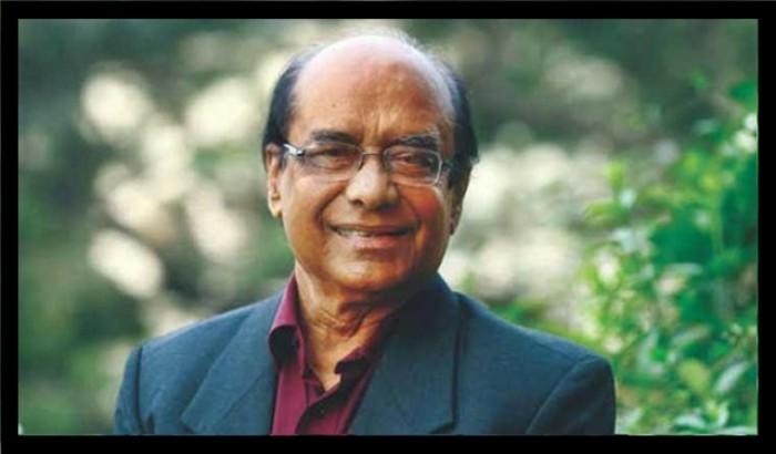 চলে গেলেন বাংলা একাডেমির সভাপতি শামসুজ্জামান খান