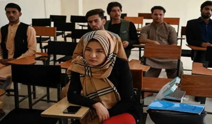 ছেলে-মেয়ে একসঙ্গে ক্লাস নিষিদ্ধ করল আফগানিস্তান