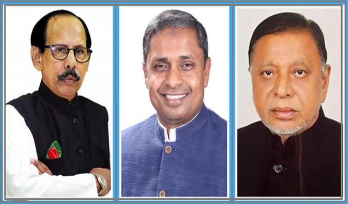 তিন আসনে আ.লীগের প্রার্থী মিন্টু-হাবিব-হাসেম: নির্বচন হবেই...