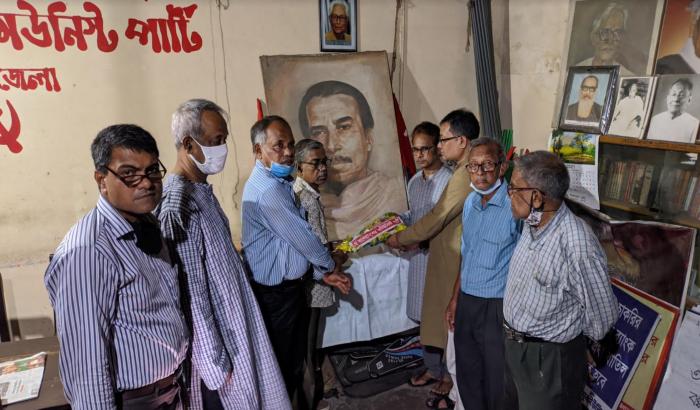 ''কমরেড ফরহাদের জীবনসংগ্রাম মুক্তিসংগ্রামকে পথ দেখাবে''
