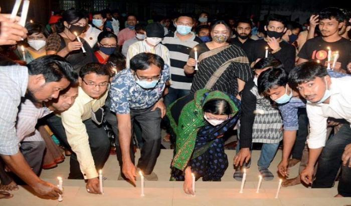 ২৫ মার্চ গণহত্যাকারীদের বাঙালি জাতি চিরদিন ঘৃণা করবে