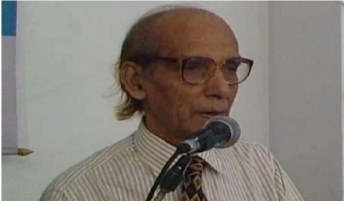 জাককানইবির সাবেক ভিসি প্রফেসর গিয়াসউদ্দিনের মৃত্যু