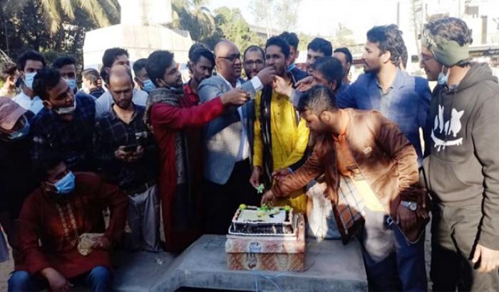 চট্টগ্রাম বিশ্ববিদ্যালয়ে ছাত্রদলের ৪২তম প্রতিষ্ঠাবার্ষিকী উদযাপন