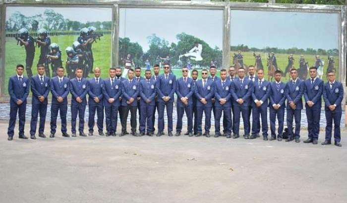 এসআই পদে জগন্নাথ বিশ্ববিদ্যালয়ের ১০৬ জন শিক্ষার্থী