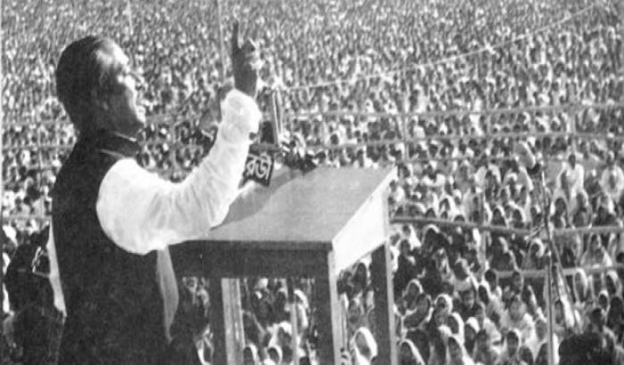৭ মার্চের ভাষণ: আনন্দ শোভাযাত্রা ২৫ নভেম্বর