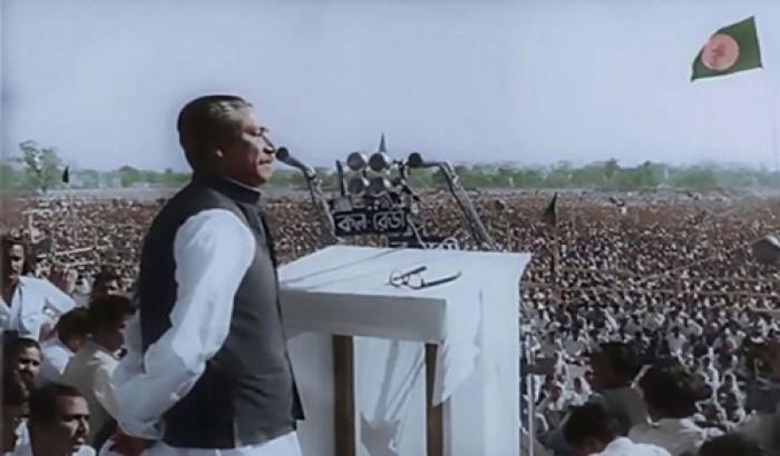 বাংলা একাডেমিতে একক বক্তৃতা