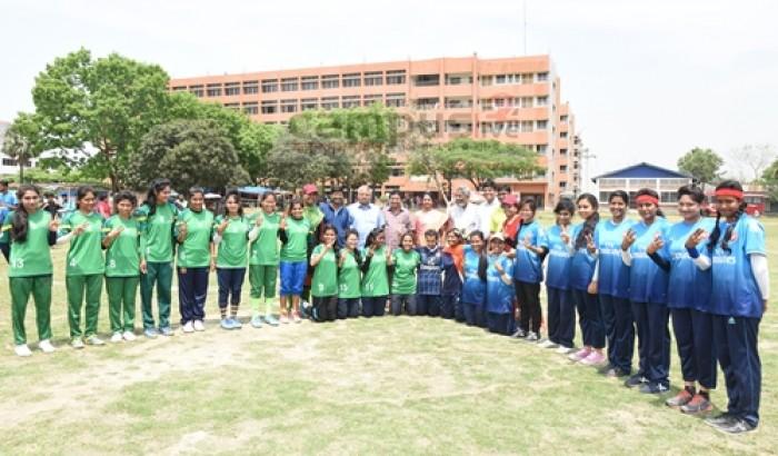 গণবিতে আন্ত:বিভাগ ক্রীড়া প্রতিযোগিতা