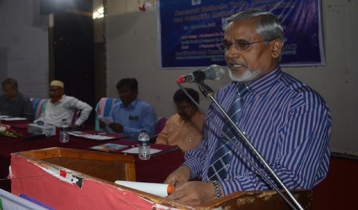 হাবিপ্রবি'তে প্রশিক্ষণ কর্মশালা