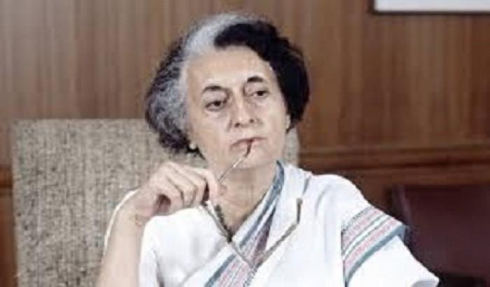 ''পাকিস্তান দখল করে নিতে চেয়েছিলেন ইন্দিরা গান্ধী''