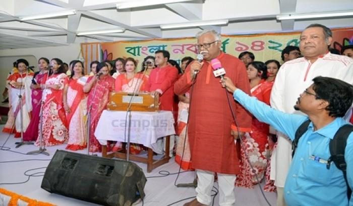 'বাংলা নববর্ষ বাঙালির সার্বজনিন উৎসব'