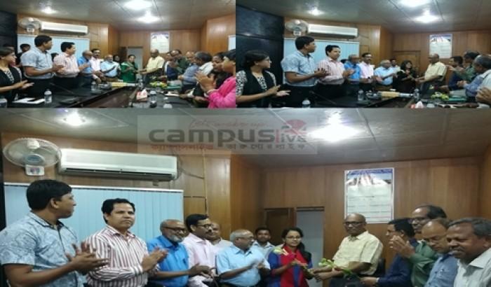 আন্ত:বিশ্ববিদ্যালয় সাংস্কৃতিক প্রতিযোগিতায় সিকৃবির সাফল্য