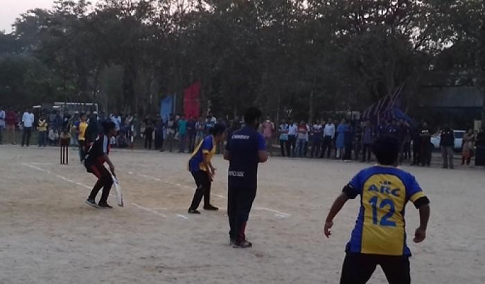 শাবিতে উইমেন'স ক্রিকেট টুর্নামেন্ট শুরু