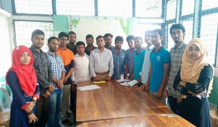 রাবিতে চারঘাট উপজেলা সমিতির কমিটি গঠন
