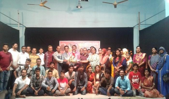 এমসি কলেজ থিয়েটার: রবীন্দ্র-নজরুল-সুকান্তজয়ন্তী উদযাপন