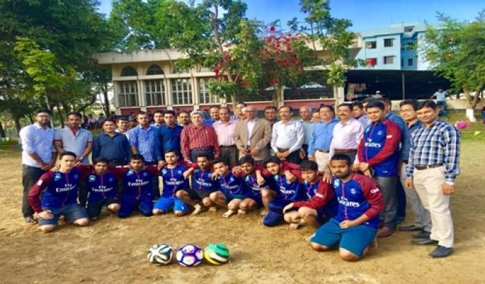 সিকৃবিতে আন্ত:অনুষদীয় ফুটসাল টুর্নামেন্ট